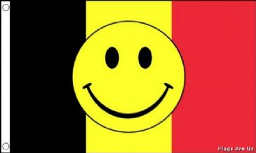 Belgium Smiley Face
